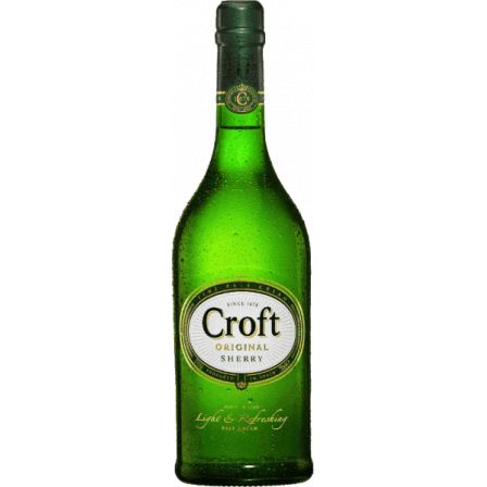 González Byass Croft Original Pale Cream Sherry