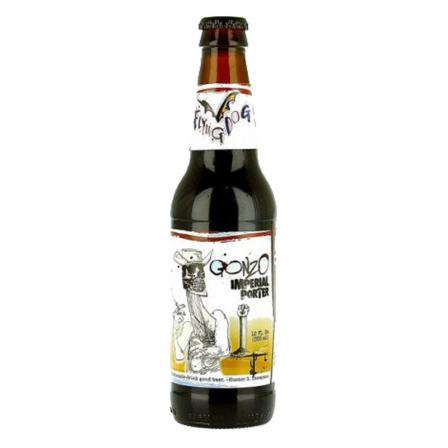 Gonzo Imperial Porter 355ml