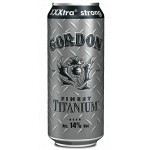 Gordon Finest Titanium 50cl