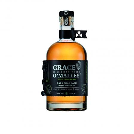 Grace O'malley Dark Char Cask