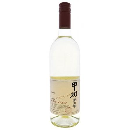 Grace Winery Koshu Hishiyama Private Reserve 2018
