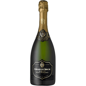 Graham Beck Wines Cap Classique Blanc de Blancs Brut Graham 2016