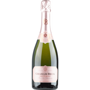 Graham Beck Wines Cap Classique Brut Rosé Graham