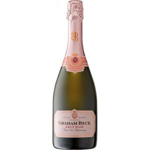 Graham Beck Wines Graham Beck Cap Classique Brut Rosé Nv