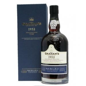 Graham's Single Tawny 1952