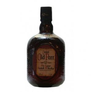 Grand Old Parr De Luxe 12 Years