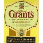 Grant's Family Reserve 200ml
