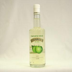 Green apple Liqueur alcohol-free Charly's