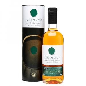 Green Spot Single Pot Still + tilfælde