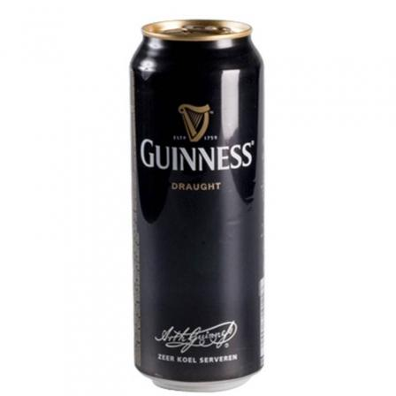 Guinness Draught (canette) 50cl