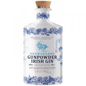 Gunpowder Irish Bottiglia In Ceramica Limited Edition