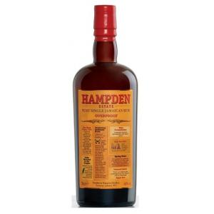 Hampden Estate Pure Single Jamaican Overproof 60%