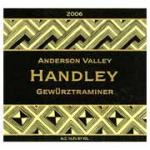 Handley Anderson Valley Gewurztraminer 2007
