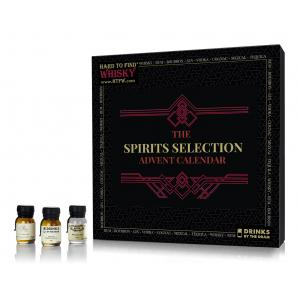 Hard To Find Mixed Spirits Selection 24 Day Advent Calendar 300ml 2021