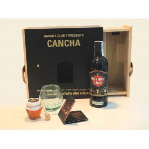 Havana Club 7 + Kit Cancha