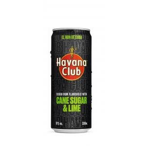 Havana Club Lime 330ml