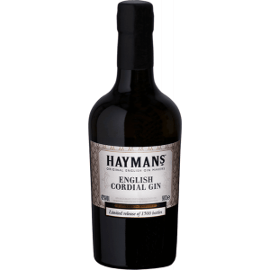 Hayman's Cordial Gin Cask Rested 50cl