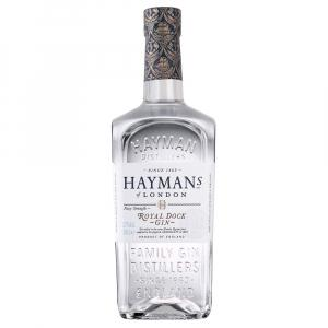 Hayman's Royal Dock Navy Gin