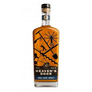 Heaven's Door Heaven's Door Double Barrel 100 Proof 75cl
