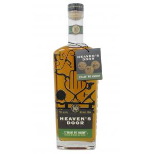 Heaven's Door Straight Rye 86 Proof