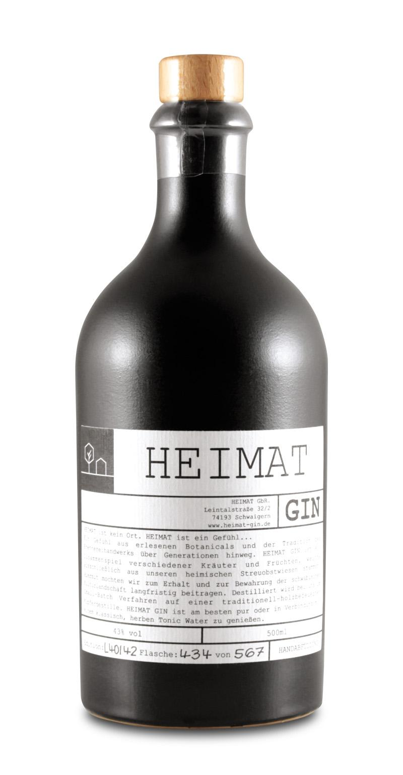 Buy Heimat Gin 50cl Price And Reviews At Drinks Co