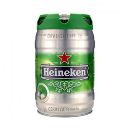 Heineken Barrel 5L
