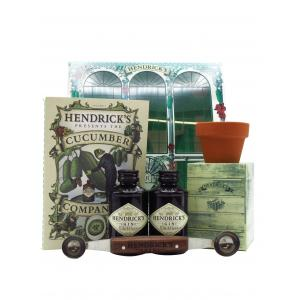 Hendrick's Gin Cucumber Hothouse Gift Set Gin 50ml