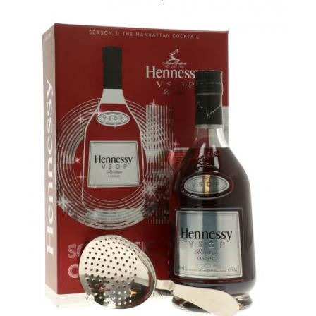 Hennessy VSOP Oh So Classic Cocktails Giftset