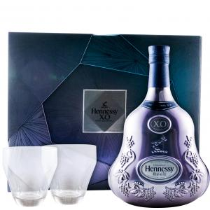 Hennessy XO On Ice Experience W Verres Limited Edition