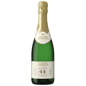 Hessische Staatsweingüter Gmbh Kloster Eberbach Sparkling Riesling sin alcohol 2018