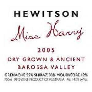 Hewitson Miss Harry G.S.M. 2005
