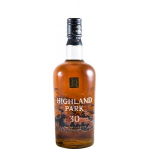 Highland Park 30 Years Label
