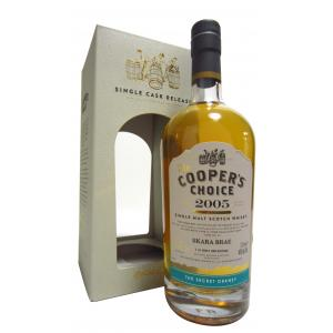 Highland Park Coopers Choice Single Cask 12 Year old 2005