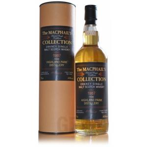 1987 Highland Park Macphail's Collection