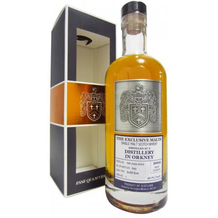 Highland Park The Exclusive Malts Single Cask 15 Year old 2002