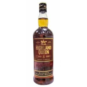 Highland Queen 8 Years 75cl