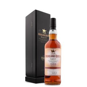 Highland Queen Majesty Limited Edition 1986