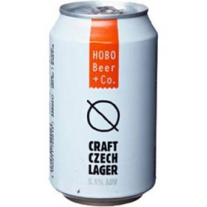 Hobo Craft Czech Lager