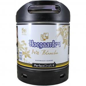 Hoegaarden Blanche Barril Perfect Draft 6L