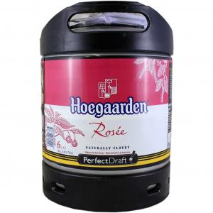 Hoegaarden Rosée Barril Perfect Draft 6L