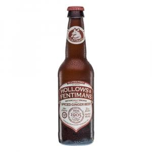 Hollows & Fentimans Spiced Ginger