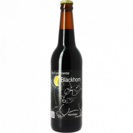 Hornbeer The Fundamental Blackhorn 50cl