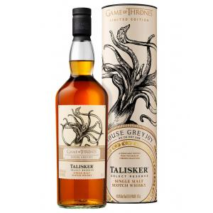 House Greyjoy Talisker Select Reserve Game Of Thrones Coffret