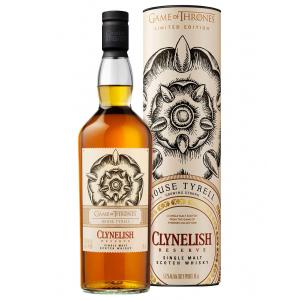 House Tyrell Clynelish Reserve Game Of Thrones Coffret