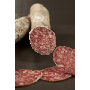 Iberian sausage of Bellota