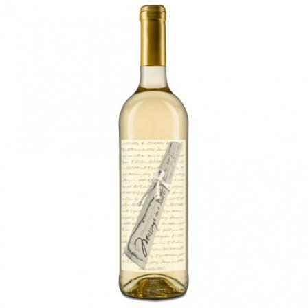 Il Palagio Sting Message In A Bottle Bianco 2015