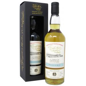 Imperial The Single Malts Of Scotland Single Cask 25 Year old 1994