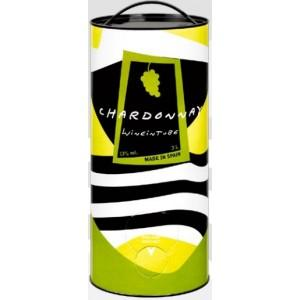 In Tube Chardonnay Double Magnum