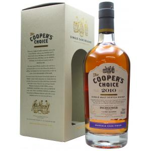 Inchgower Coopers Choice Single Cask Marsala Finish 11 Year old 2010