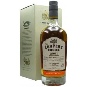 Inchgower Coopers Choice Single Cask Sauternes Finish 19 Year old 2001